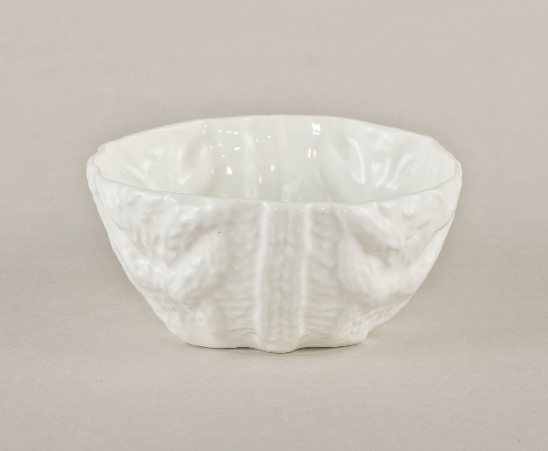 Porcelain Knitted Bowl S