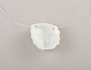 Porcelain Aphrodite (necklace)