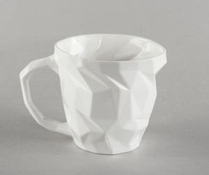 Porcelain Mug Diamond L