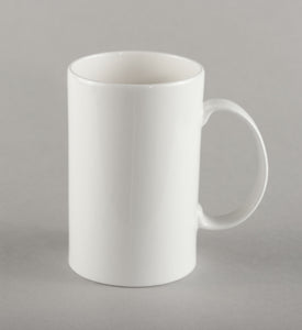 Porcelain Mug Cylinder Medium