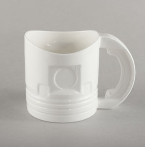 Porcelain Mechanics Mug L