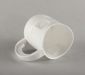 Porcelain Mechanics Mug M