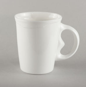 Porcelain Mug With No Snail