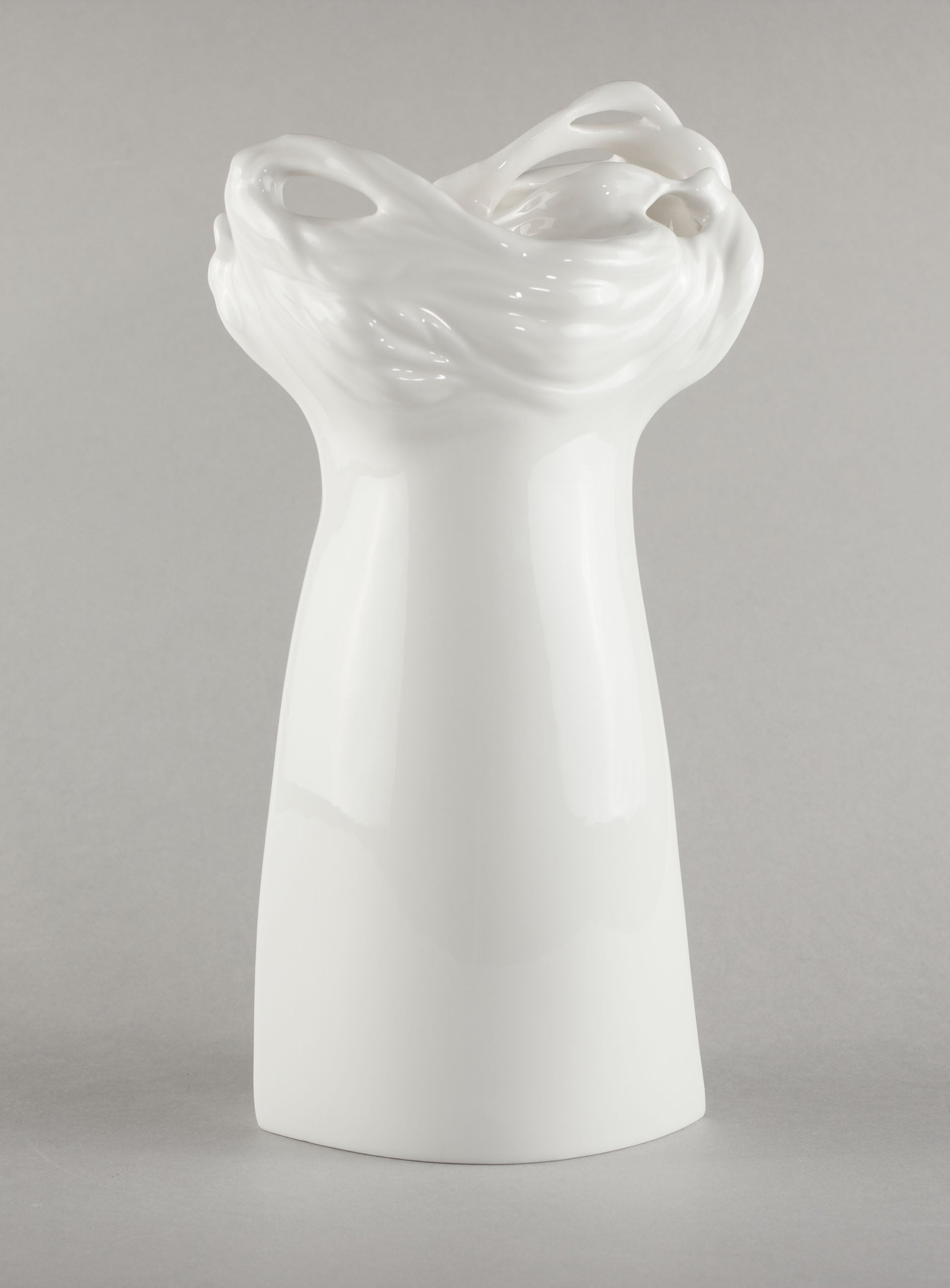 Porcelain Vase Waves