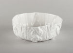 Porcelain Knitted Bowl L