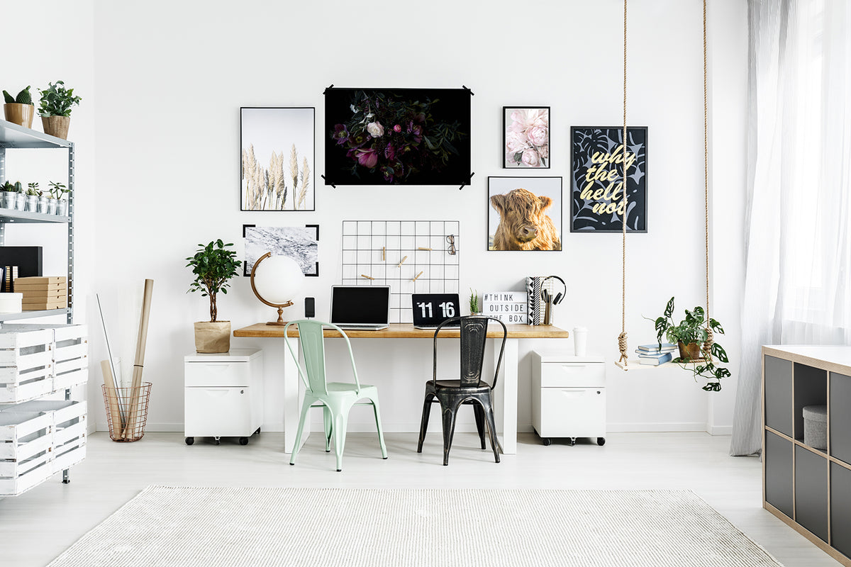 Choosing Art For Your Office