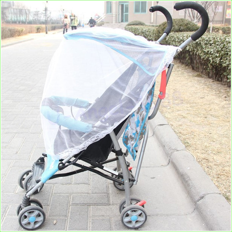 1pcs Baby Stroller Pushchair Mosquito Net