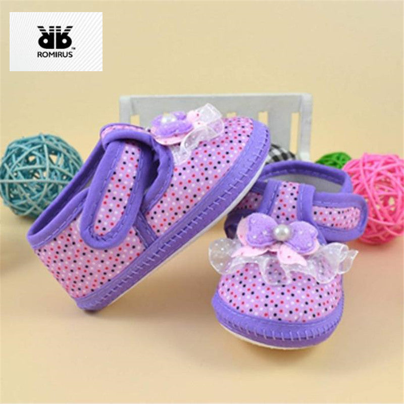 Princess Baby Girl Shoes