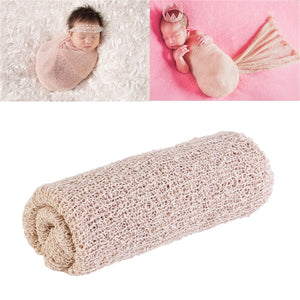 Newborn Baby Photography Photo Prop Stretch Wrap