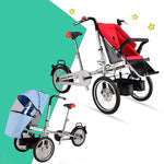 Variety Parent-Child Twins Stroller