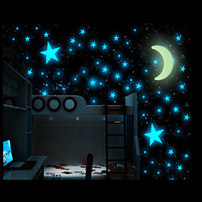 Luminous Wall Stickers For Kids Bedroom