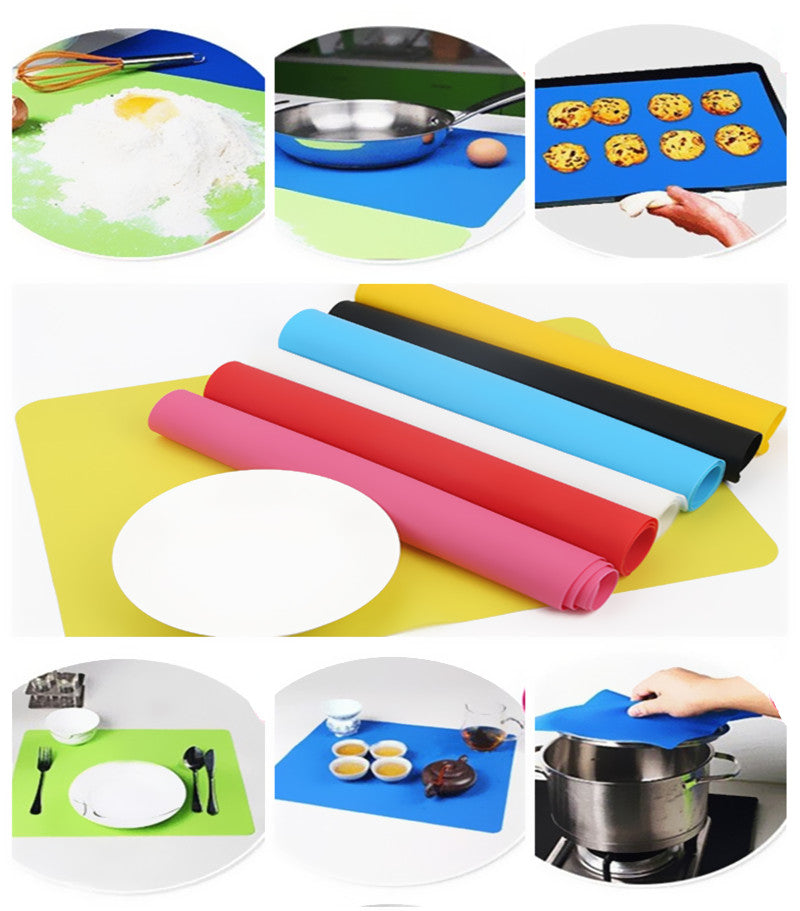 Nonstick Multipurpose Silicone Baking Mats