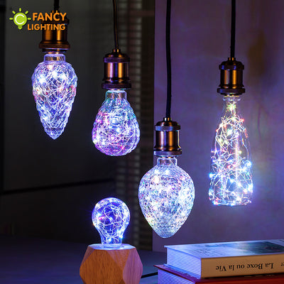 Arista Cute Sparkling LED bulb on sale Free Shipping