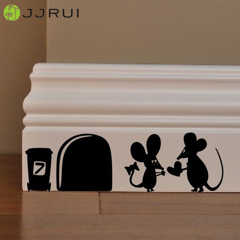 Mouse Love Story™ Wall stickers
