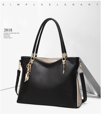 Luxury Soft Leather Handbags for Women 2018 edition free shipping worldwide