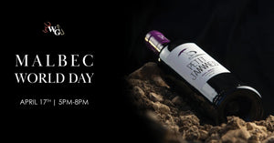 Malbec World Day Tasting