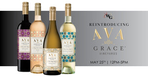 Reintroducing AVA Grace Vineyards