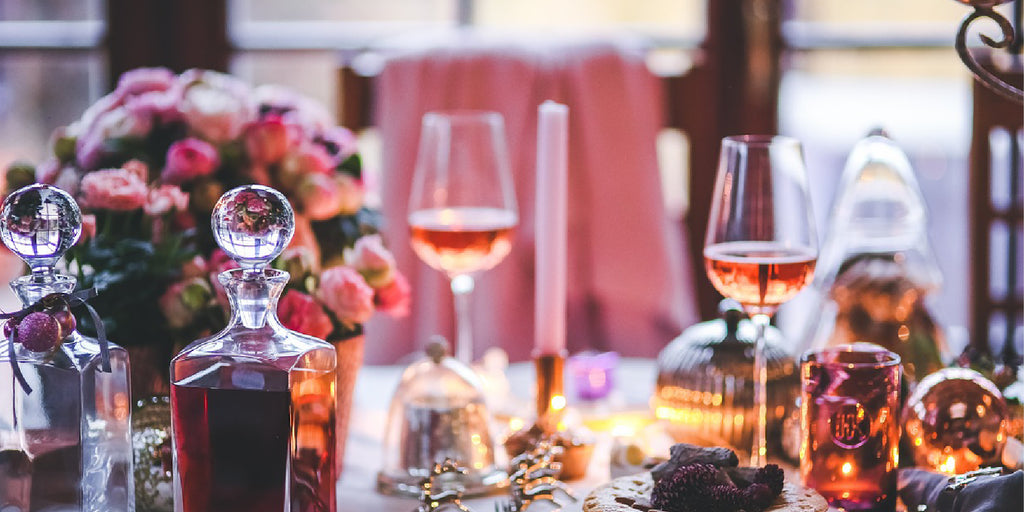 Valentine's Day Dinner & Wine Pairings