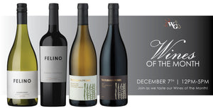 Wines of the Month - December 2019