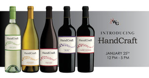 Introducing Handcraft's Artisan Collection of Wines | January 25th, 2020 - 12-5pm