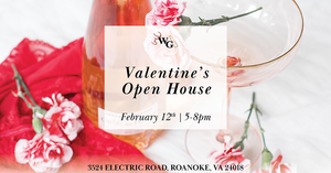 Valentine's Open House | February 12th, 5-8pm