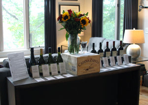 Private Tastings with Wine Gourmet