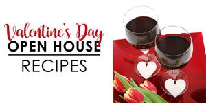 Valentine's Day Open House Recipes