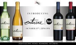Introducing Entwine Wines on October 19th