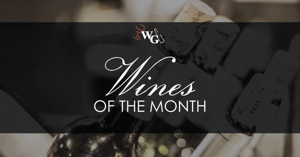 Wines of the Month - May 2020