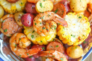 Shrimp Foil Boil Packets
