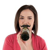 Incognito™: Mustache Bottle Neck Markers