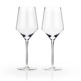 Raye™ Crystal Chardonnay Glasses (Set of 2) by Viski