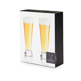 Raye™ Crystal Pilsner Glasses by Viski