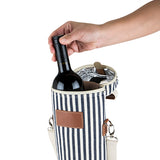 Seaside Insulated 1-Bottle Carrier