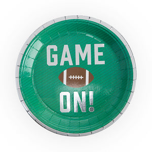 """Game On"" Appetizer Plates"