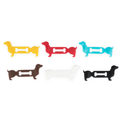 Doggone Dachshund™ Wine Glass Markers