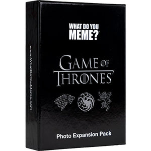 "What Do You Meme? ""Game of Thrones"" Expansion Pack"