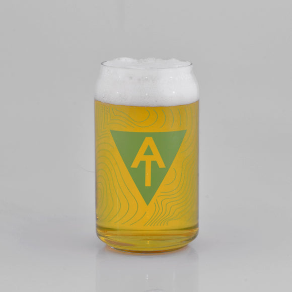 Appalachian Trail Pint Glass