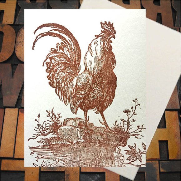 Card, Cock O' The Walk
