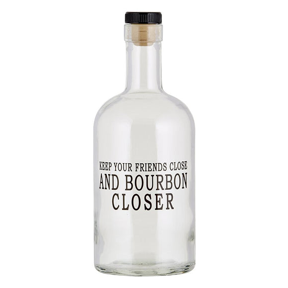 47th & Main, Bourbon Bottle - Keep Your Friends Close