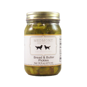 Medmont Mercantile Bread and Butter Pickles