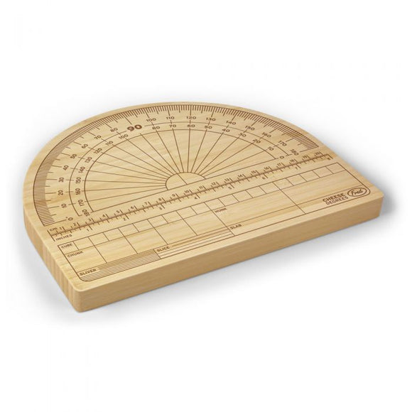 Cheese Degrees Precision Cutting Board