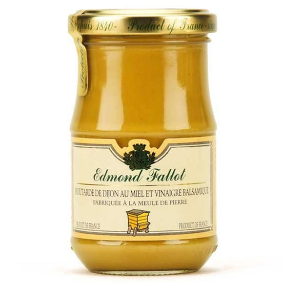 Edmond Fallot Honey Balsamic Mustard