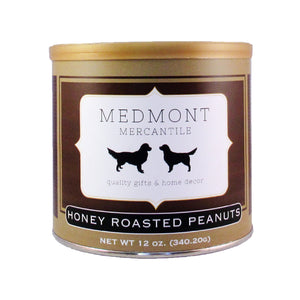Medmont Mercantile Honey Roasted Peanuts