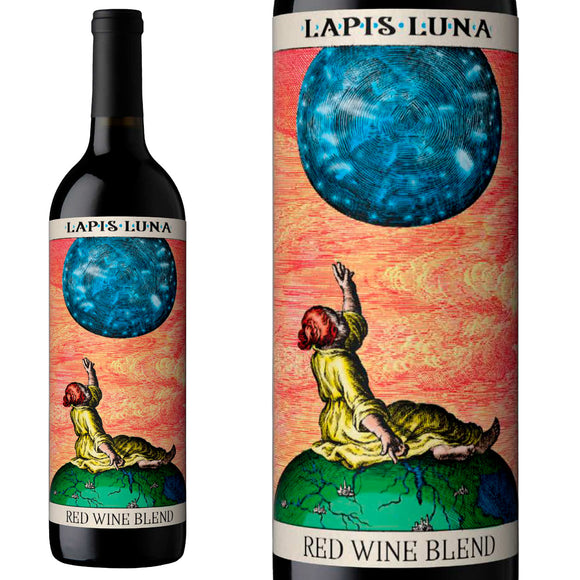 Lapis Luna, Red Wine Blend
