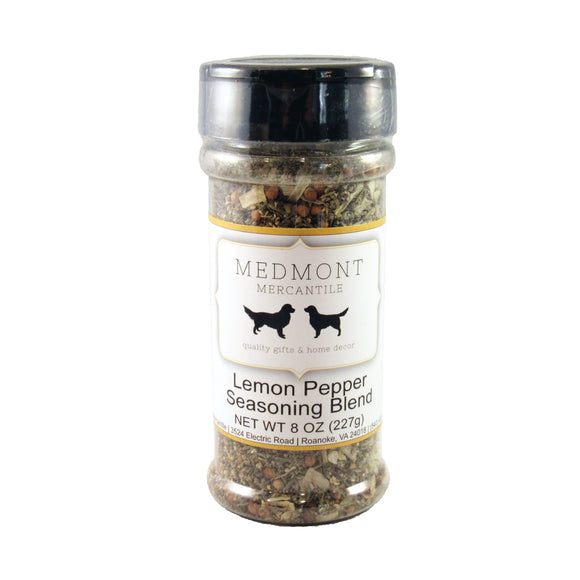 Medmont Mercantile Lemon Pepper Seasoning Blend