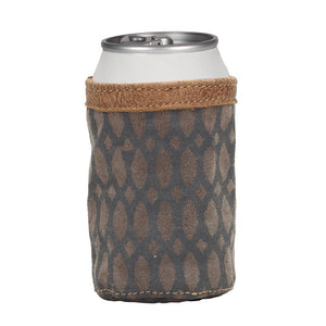 """Honey Bee Print"" Can Koozie"