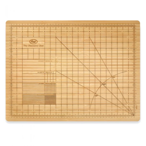 Obsessive Chef Cutting Board by Fred