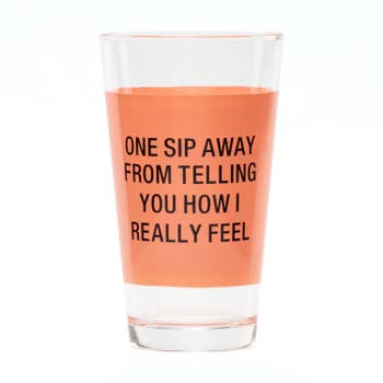About Face Designs Pint Glasses