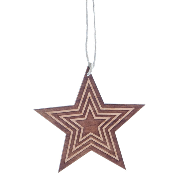 Star City Ornament